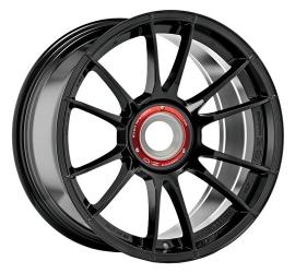 Cerchi in lega OZ Racing ULTRALEGGERA HLT CL 20.00x11.50 ET 56 foratura 15x130 CB 84 GLOSS BLACK