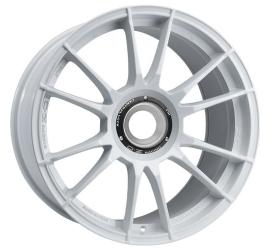 Cerchi in lega OZ Racing ULTRALEGGERA HLT CL 20.00x11.50 ET 56 foratura 15x130 CB 84 WHITE
