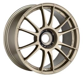 Cerchi in lega OZ Racing ULTRALEGGERA HLT CL 20.00x11.50 ET 56 foratura 15x130 CB 84 WHITE GOLD