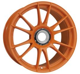 Cerchi in lega OZ Racing ULTRALEGGERA HLT CL 20.00x11.50 ET 56 foratura 15x130 CB 84 ORANGE