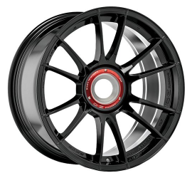 Cerchi in lega OZ Racing ULTRALEGGERA HLT CL 20.00x12.00 ET 47 foratura 15x130 CB 84 GLOSS BLACK