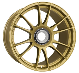 Cerchi in lega OZ Racing ULTRALEGGERA HLT CL 20.00x12.00 ET 47 foratura 15x130 CB 84 RACE GOLD