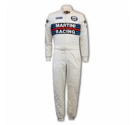 Tuta Sparco Martini Racing Replica Suit