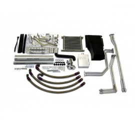 Kit radiatore olio HKS differenziale Nissan GTR35