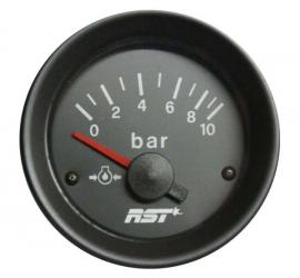 Strumento pressione olio Road Italia