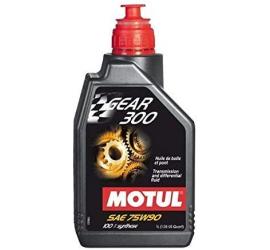 Motul Gear 300 LS 75W90 1lt per Cambi e Differenziali