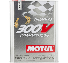 Motul 300V competition 15W-50 2 litri