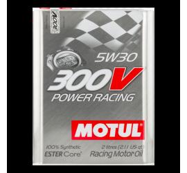 Motul 300V Power Racing 5W-30 2lt