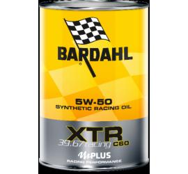 Bardahl XTR C60 5W-50 1lt olio motore