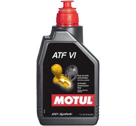 Motul ATF VI Olio 1 lt Cambio Automatico 100% Sintetico