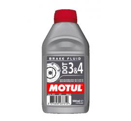 Motul DOT 3 & 4 brake fluid STOCK