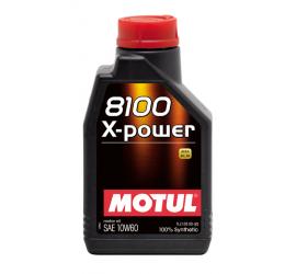 Motul 8100 X-POWER 10W-60 STOCK