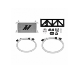 Subaru BRZ / Toyota GT86 Kit radiatore olio Argento Mishimoto