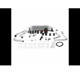 Subaru WRX 0814 Intercooler Fontale Kit + Intake Argento