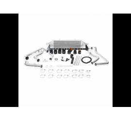 Subaru WRX 0814 Intercooler Fontale Kit Argento Mishimoto
